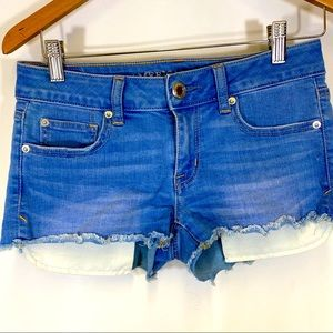 American eagle outfitters shortie Sz 4 jeans short